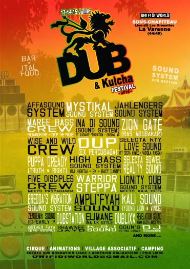 Festival Dub & Kulcha