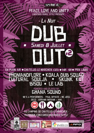 La Nuit Dub Out #2