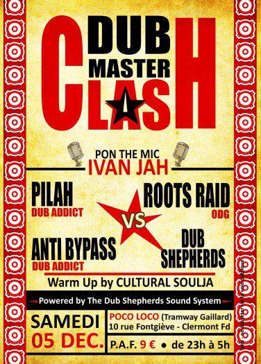 Dub Master Clash