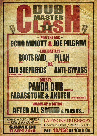 Dub Master Clash #5