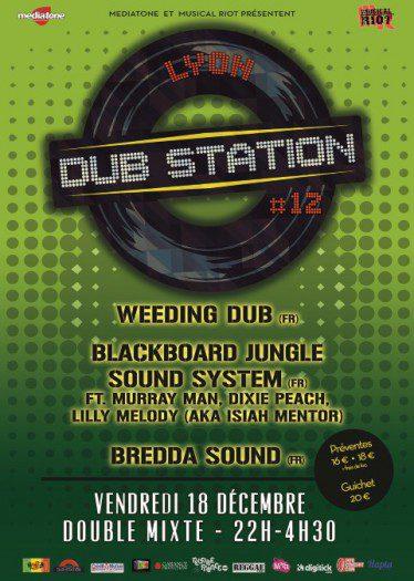 Lyon Dub Station #12