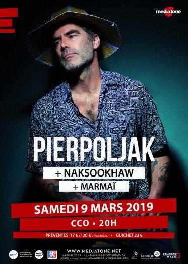 Pierpoljak + NakSooKhaw + Marmaï