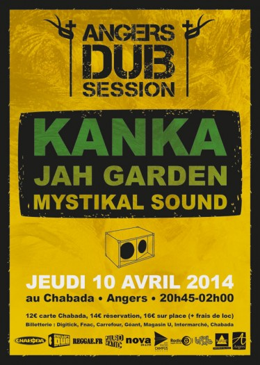 ANGERS DUB SESSION #1