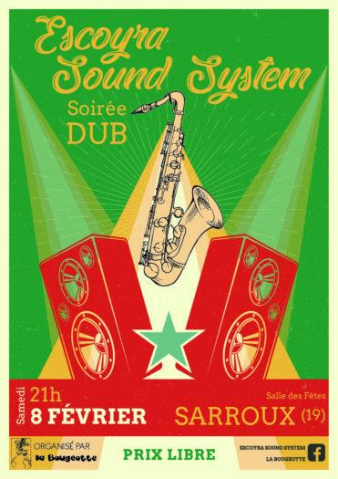 Escorya Sound System