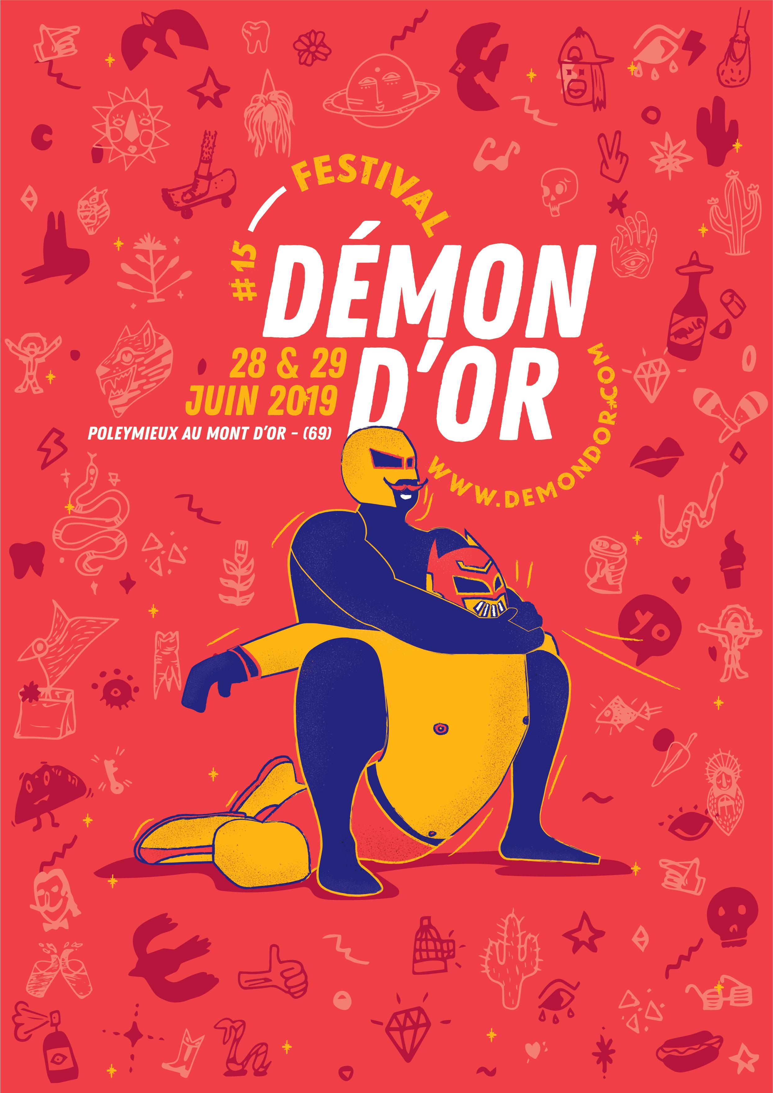 Festival Démon d'Or – 15e édition