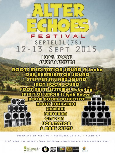 Alter Echoes Festival 2015