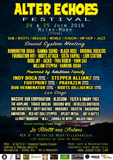 Alter Echoes Festival 2016
