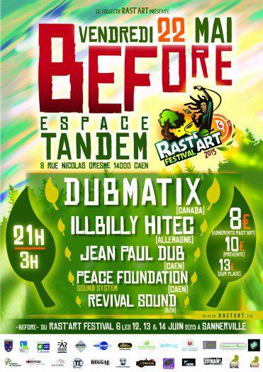 Before Rast'Art Festival #6