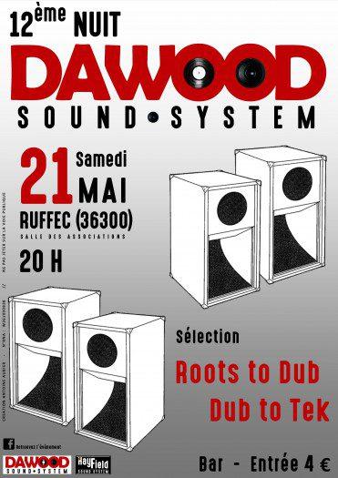 12ème Nuit Dawood Sound System