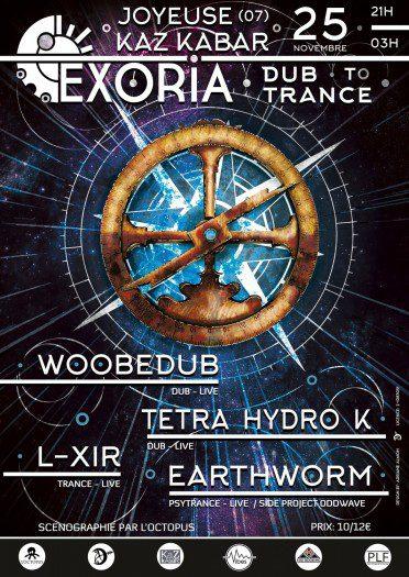 Exoria – Dub to Trance (Joyeuse)