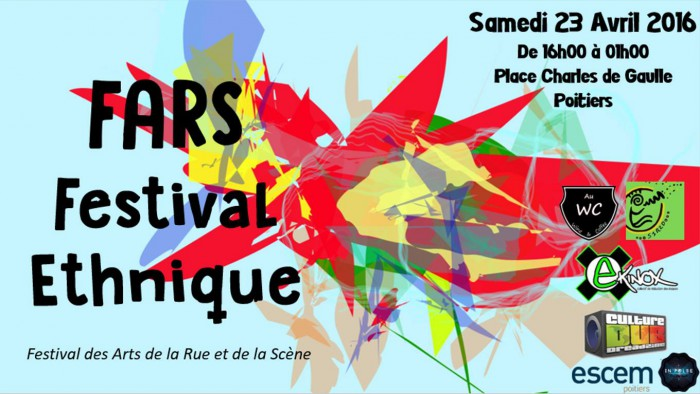 FARS – Festival des Arts de la Rue et de la Scène