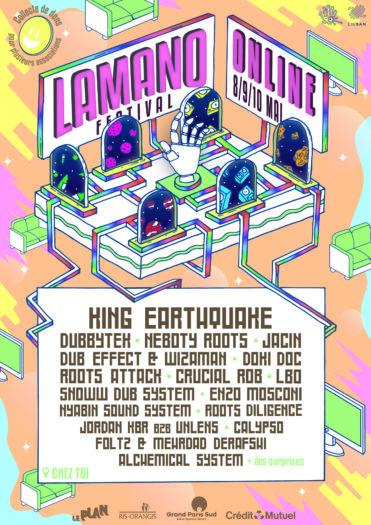 Lamano Online Festival
