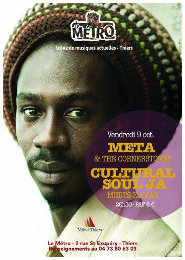 Meta &The Cornerstone / Cultural Soulja