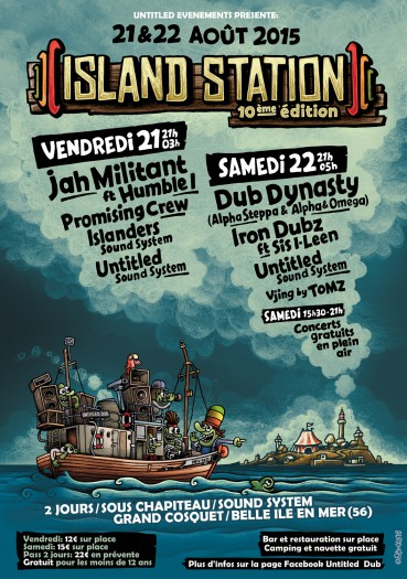 Island Station Festival