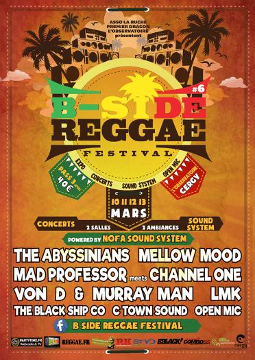B-Side Reggae Festival