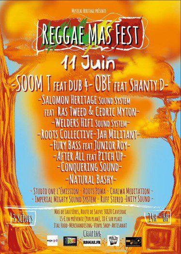 Reggae Mas Festival