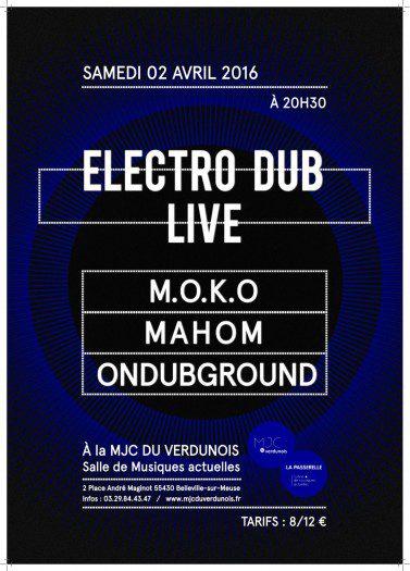 Ondubground + Moko + Mahom