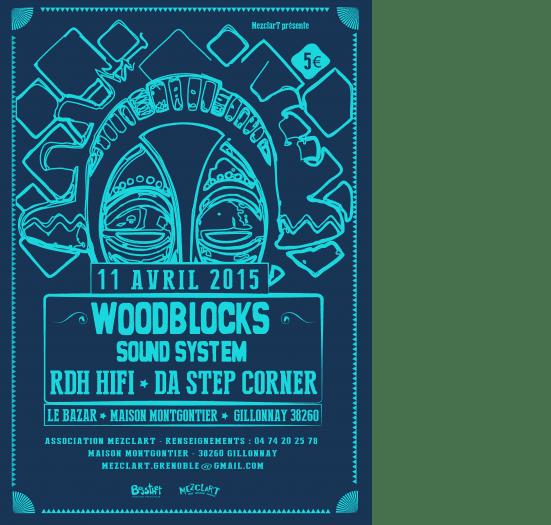 Woodblocks Sound System