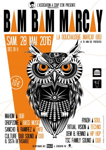 Bam Bam Marçay #3