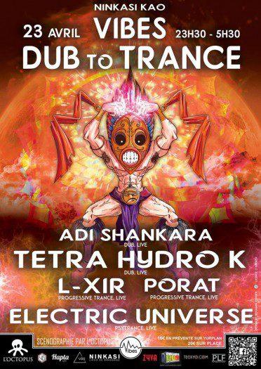 Dub To Trance