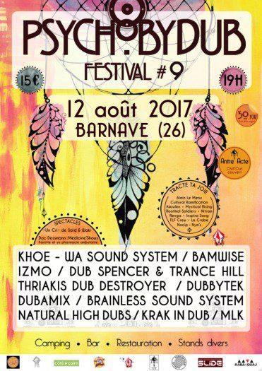 Psychobydub Festival #9