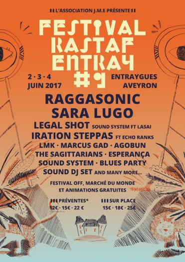 Rastaf'Entray Festival #9