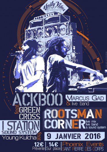Rootsman Corner #1