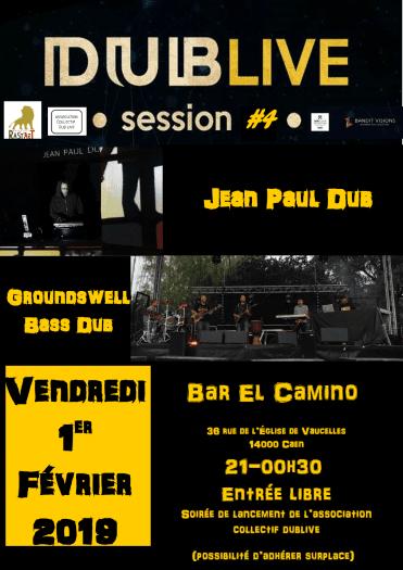 Dub Live Session #4
