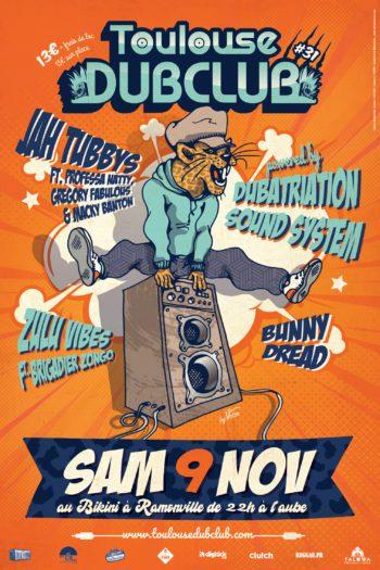 Toulouse Dub Club #31