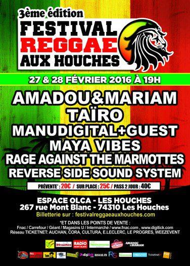 Reggae Aux Houches
