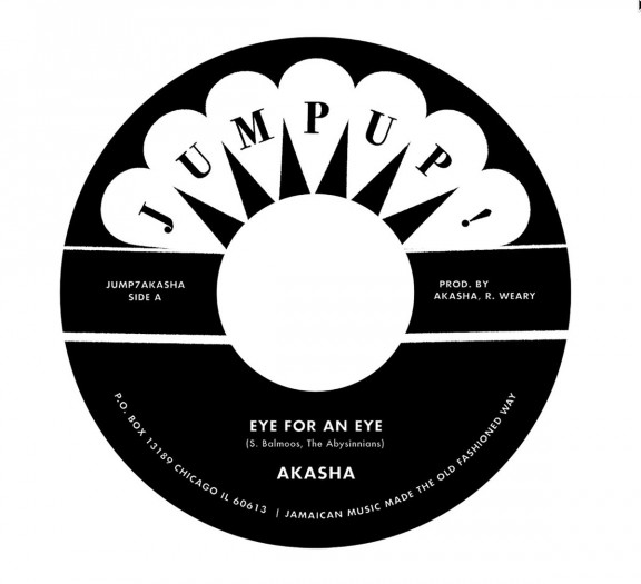 Akasha - 7inch Jump Up Records