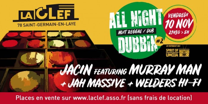 All Night Dubbin #2