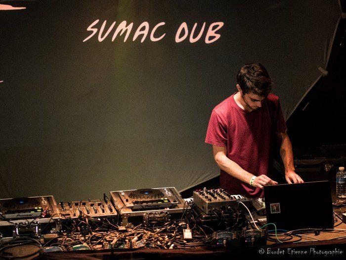 Sumac Dub @ Café de La Danse
