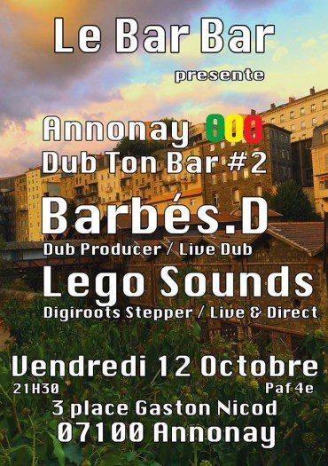 Dub Ton Bar #2