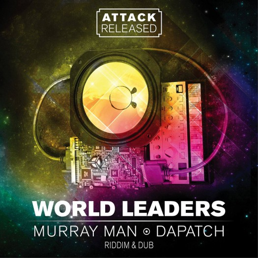 Attack Released - World Leaders EP