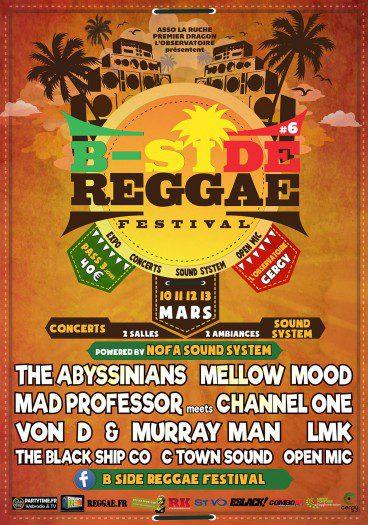 B-Side Reggae Festival #6