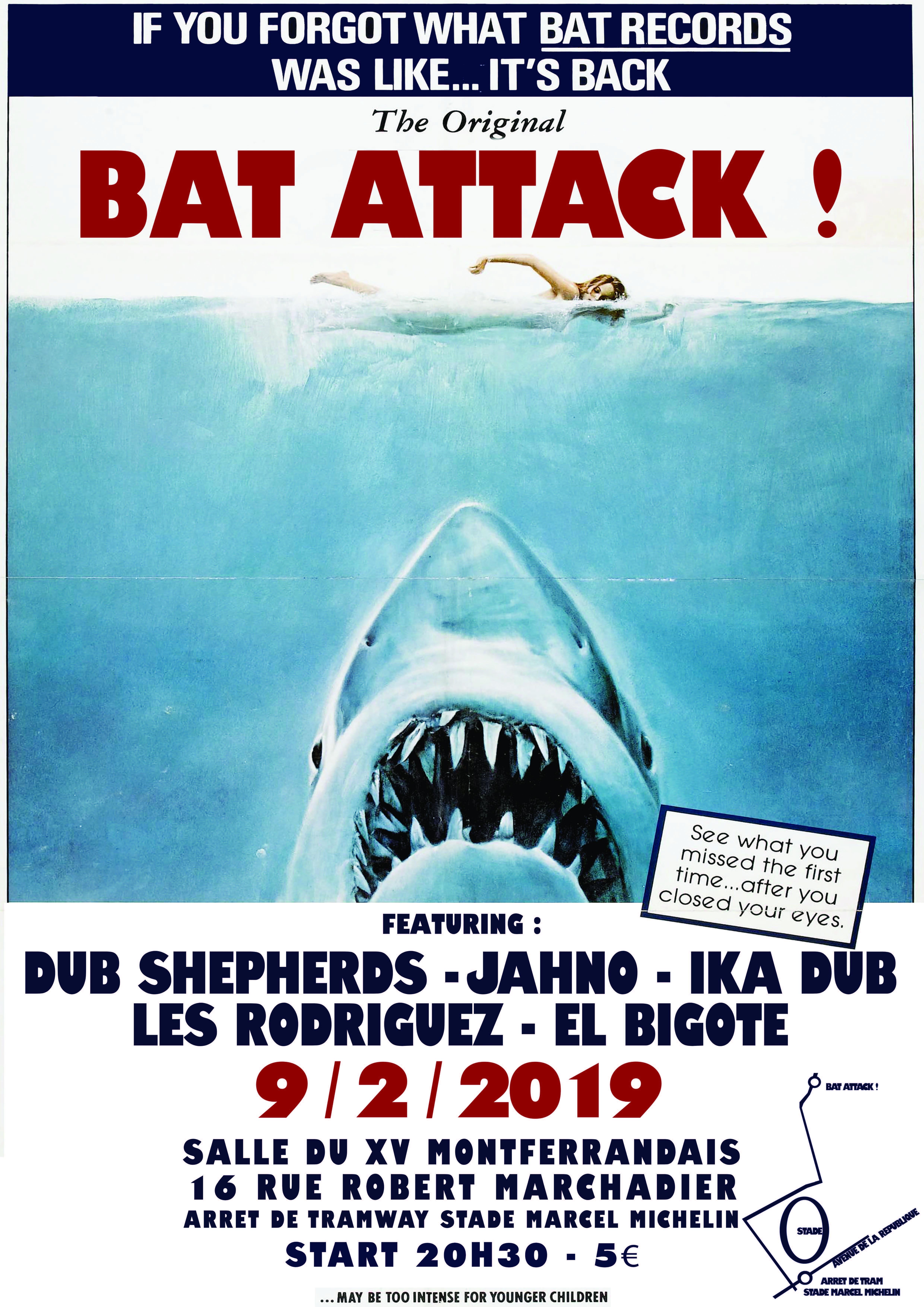 Bat Attack !