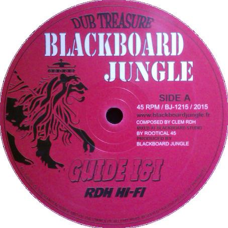 """12"""" Blackboard Jungle BJ-1215"""