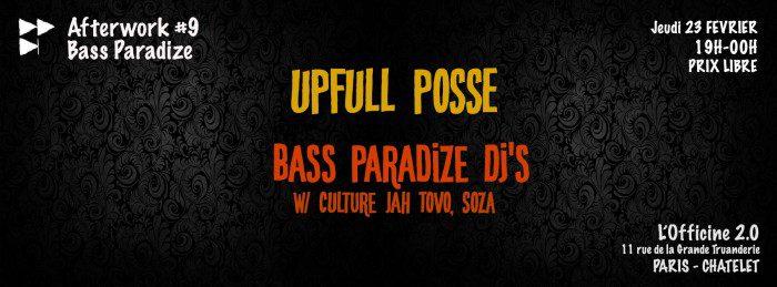 Afterwork Bass Paradize #9
