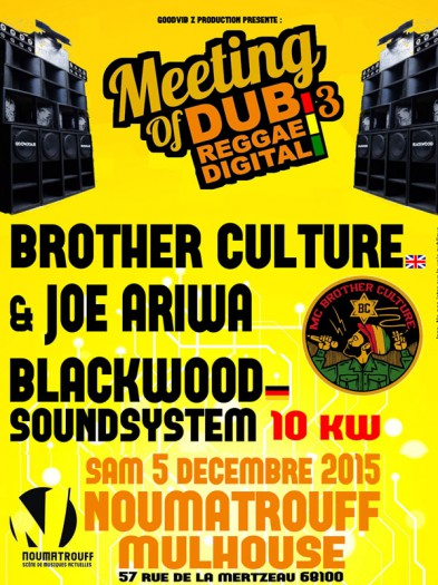 Meeting of Dub Reggae Digital #3