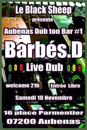 Aubenas Dub Ton Bar #1