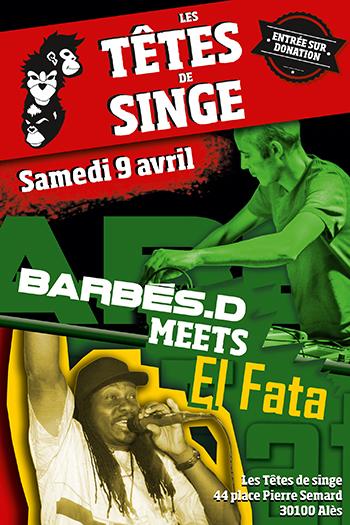 Barbés.D meets El Fata