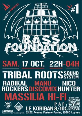 Bass Foundation #1
