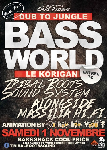 Bass World #1