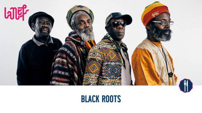 Black Roots @ La Nef