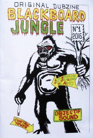 Blackboard Jungle N°1 -Dubzine