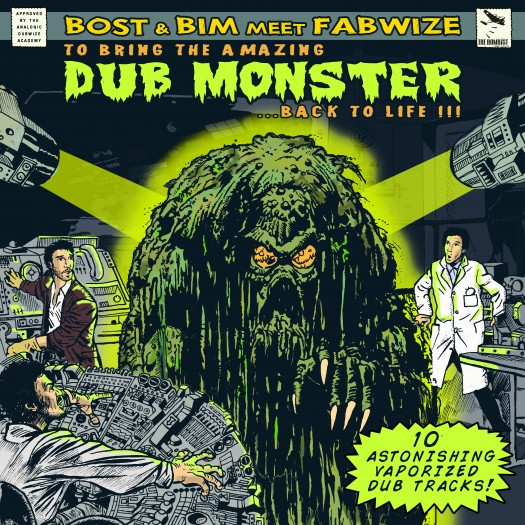 Bost & Bim - Dub Monster