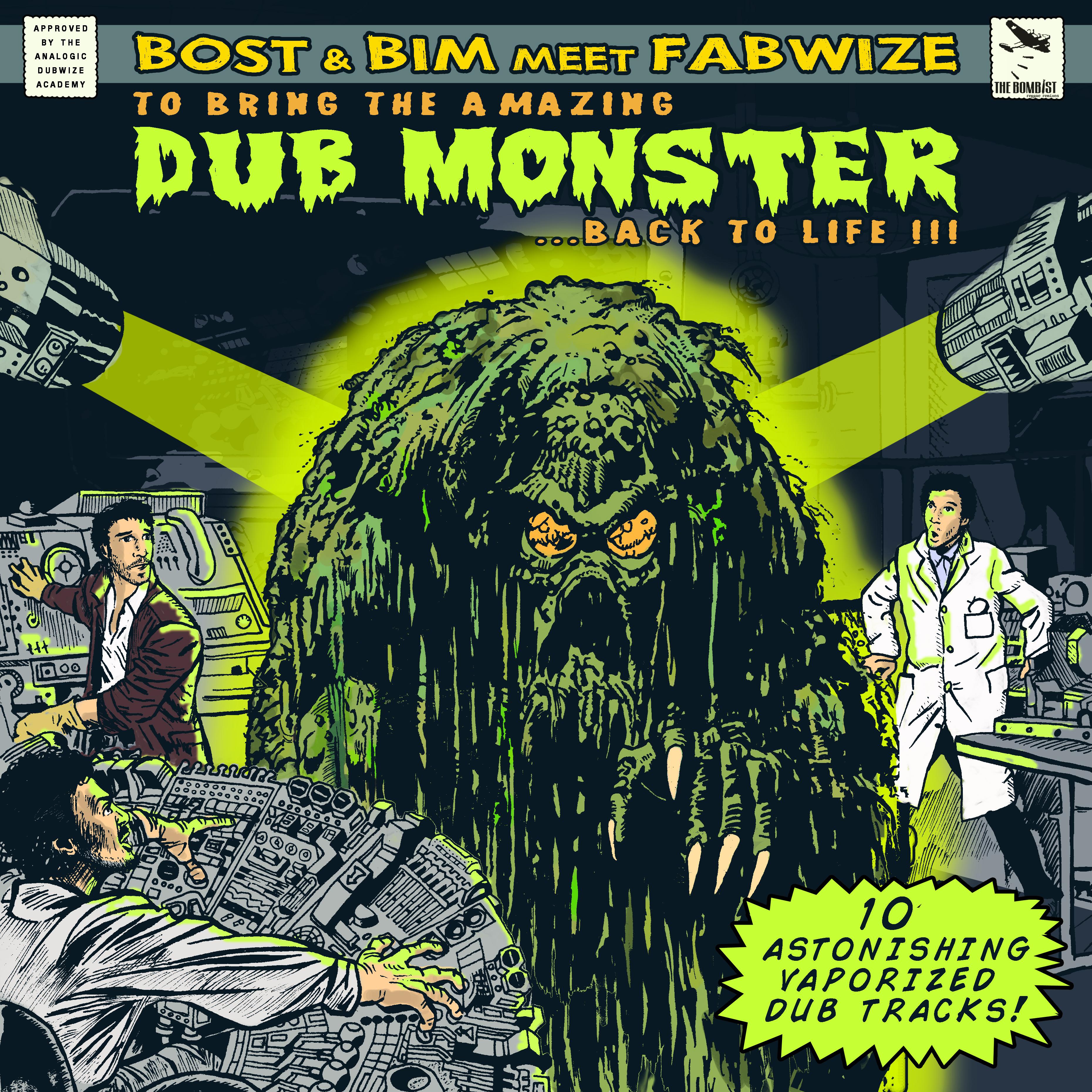 Bost & Bim - Dub Monster