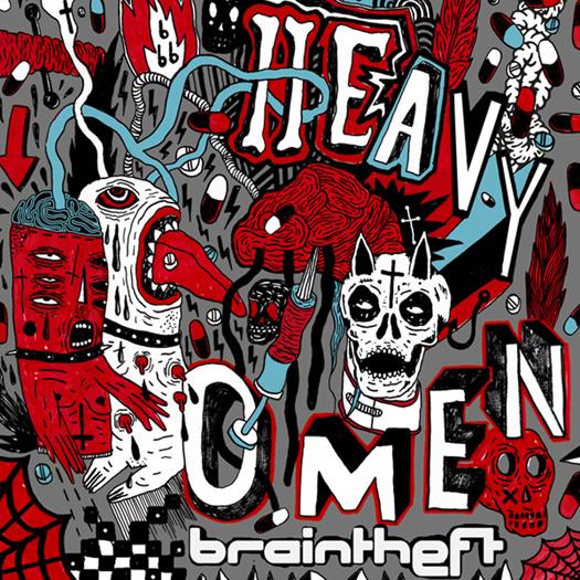 Braintheft - Heavy Omen