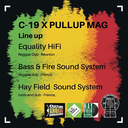 C-19 Music Festival invite Equality HiFi